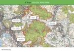 Map lleoliad y safle